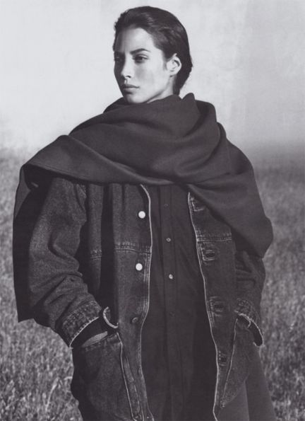 Calvin Klein 1989 - Christy Turlington
