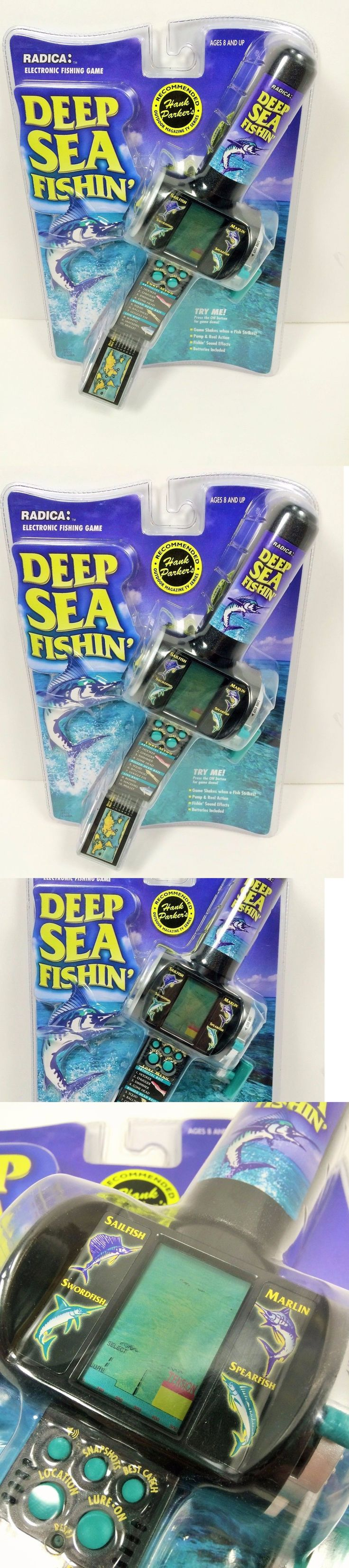 Best 25 fishing games ideas on pinterest fishing party for Electronic fishing game