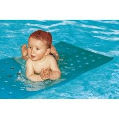 Tapis flottant pour emmener bébé à la piscine - Bébé nageur et sécurité pour jeunes enfants en milieu aquatique
