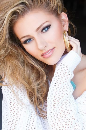 Top 10 Miss USA 2015 Pageant Headshots