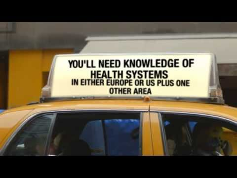 Head of Market Access Job New York or London - YouTube. Example of one of our job adverts.
