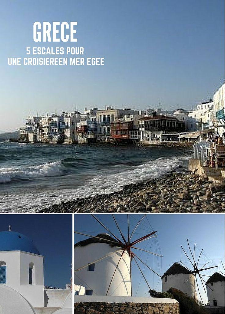 Ma croisière sur le Celestyal Odyssey au départ d'Athènes à destination de Mykonos, Kusadasi (en Turquie), Patmos, la Crète et Santorin.