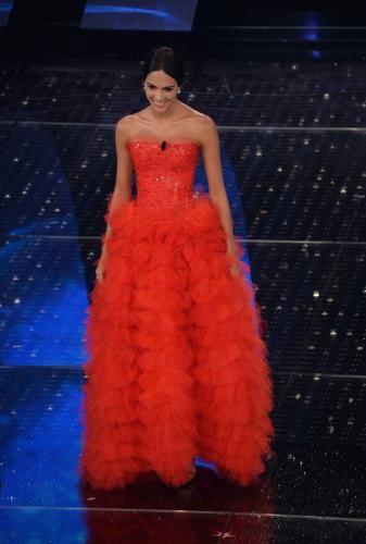 Anche #Rocio arriva sul palco #Sanremo2015