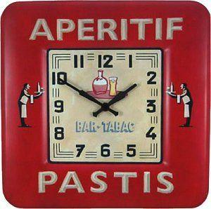 Retro hodiny - Aperitif