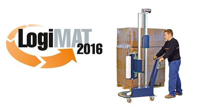 Rajapack auf der LogiMAT 2016: Neue Verpackungs- und Logistiklösungen, umfassende Beratung