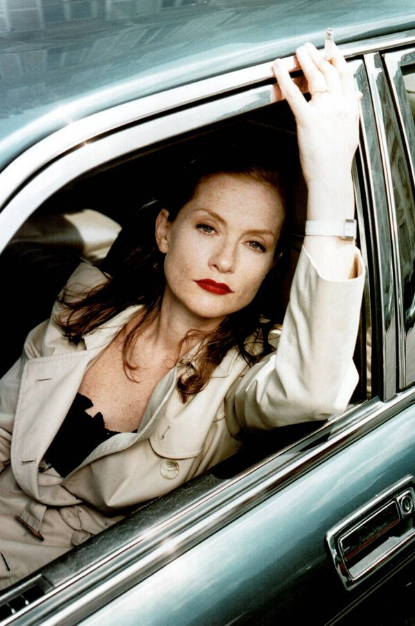 Isabelle Huppert - scary genius beautiful