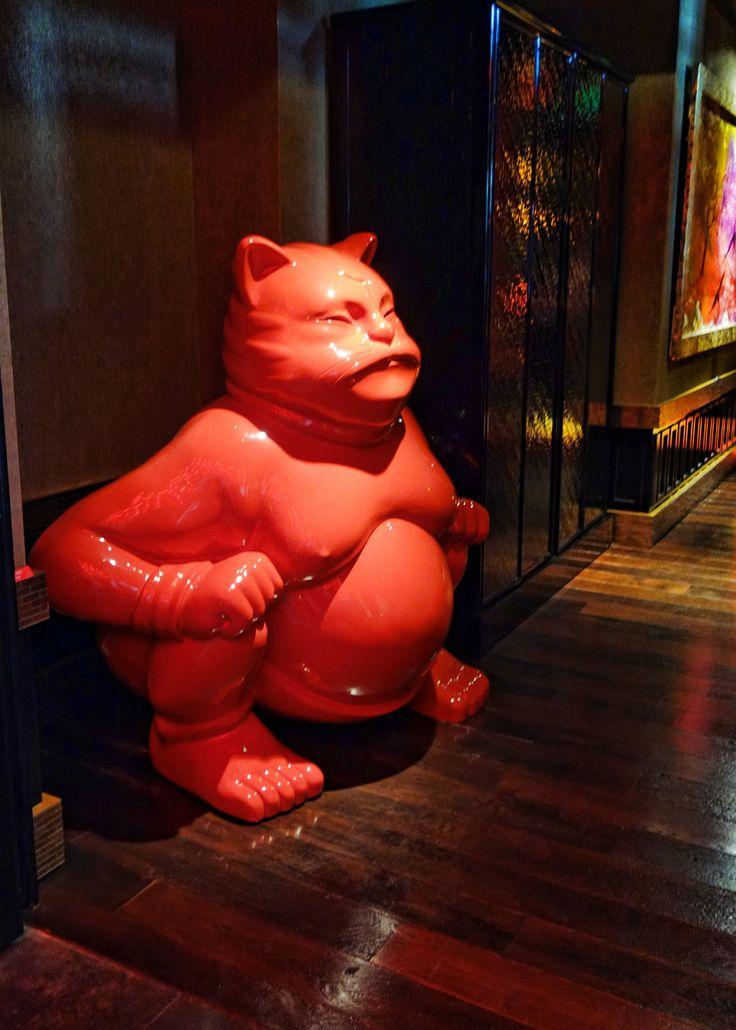 The Buddha bar Hotel Lobby