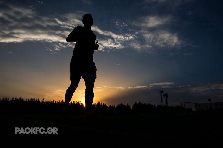 #running #shadows #NeaMesimvria #hardwork #DreamBig