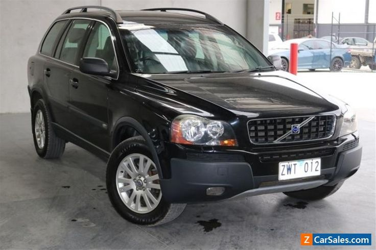 2005 Volvo XC90 T6 AWD SUV 7 seater luxury with reg VIC suits cx7 touareg buyers #volvo #focus #forsale #australia