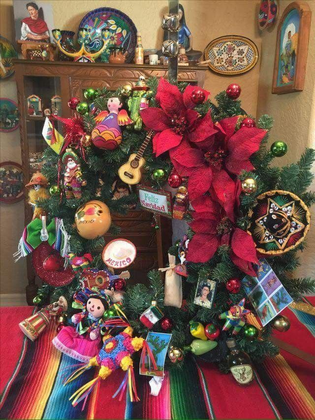 Next Christmas Wreath Mexican Christmas Tree Mexican In 2020 Mexico Christmas Outdoor Christmas Tree Christmas Wreaths