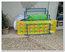 Image result for pool toy storage