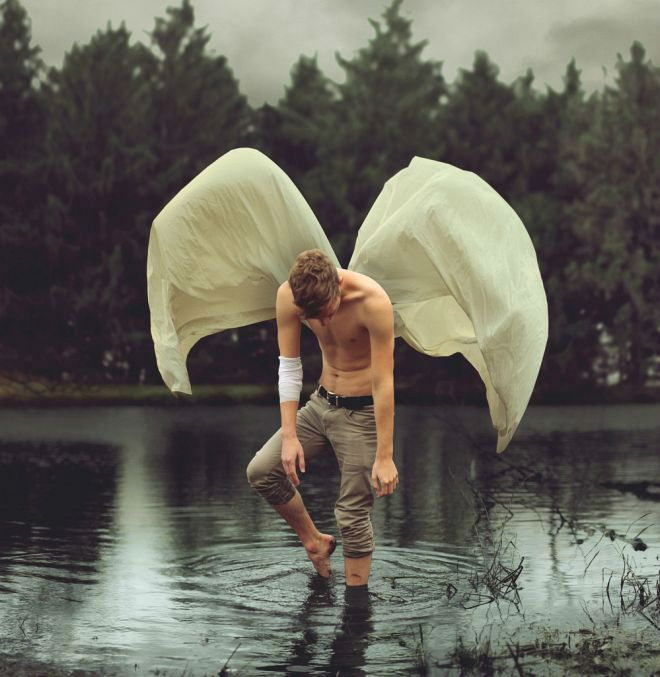 Haunting Surreal Photography by Kyle Thompson