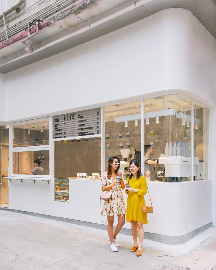 There's literally a new coffee shop popping up at every