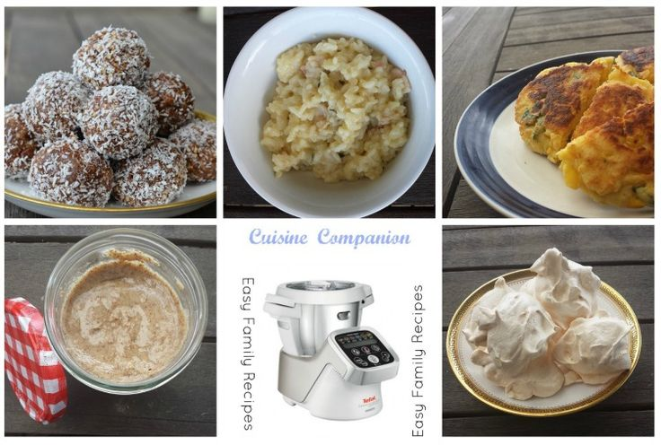 A collection of easy family recipes for the Cuisine Companion