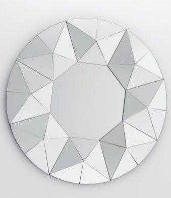 Round Range – Pyramid Mirror