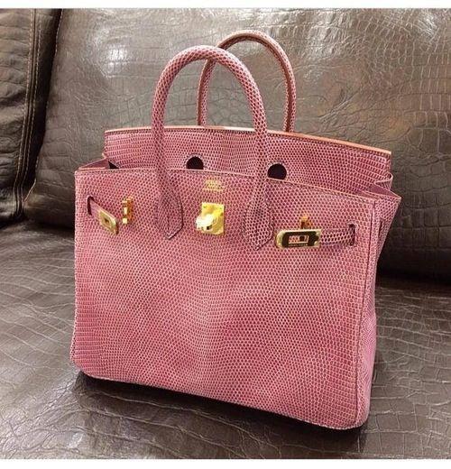 Salmon Colored Hermes Birkin Bag!!