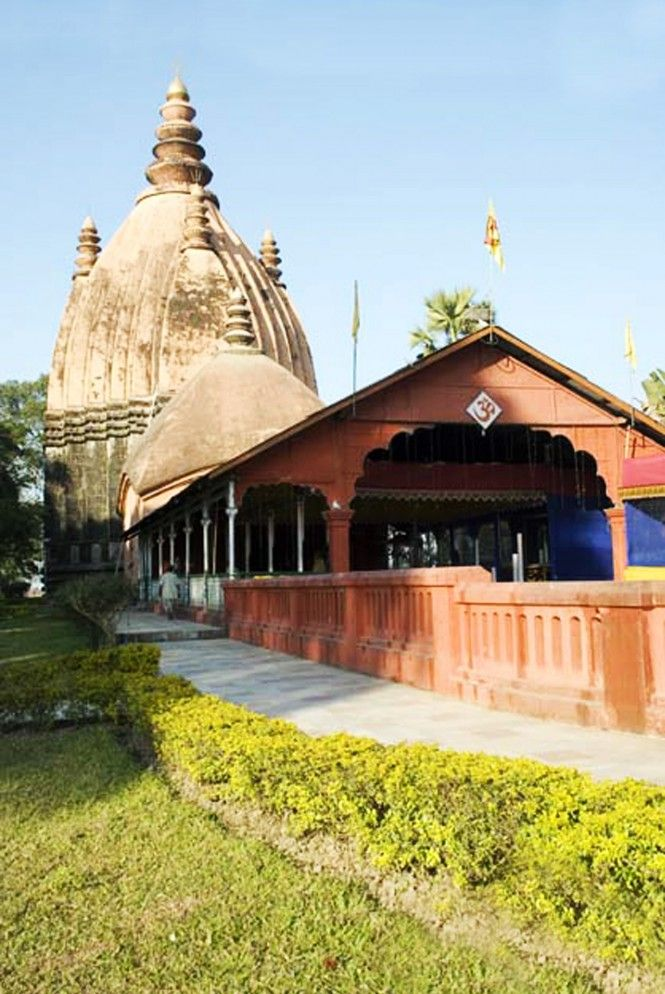 Situated on the banks of Borpukhuri tank in Sivasagar town of Assam, Sivadol is believed to be the tallest Shiva temples located in India