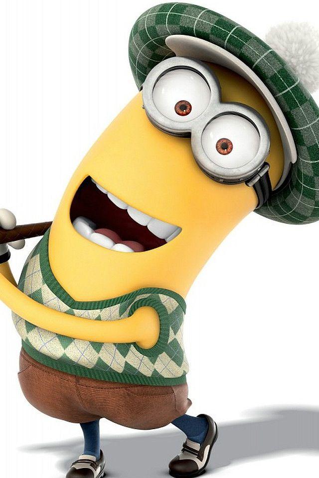 Golfing minion (Kevin) | Golf party | Pinterest | Golf ...