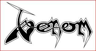 Venom  #band #logo