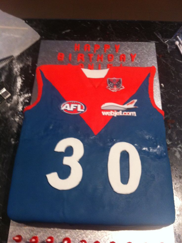Ac Cake Decorating Hornsby Nsw : 22 best images about Melbourne demons party on Pinterest ...