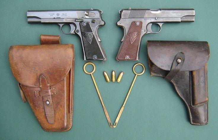 Pistol Vis 1918-1939.