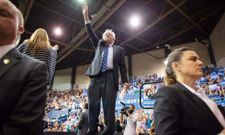 Sanders overcame state's closed primary, while Clinton claims victory in Kentucky