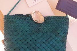 Moana Nui (The Ocean) Flax Bag