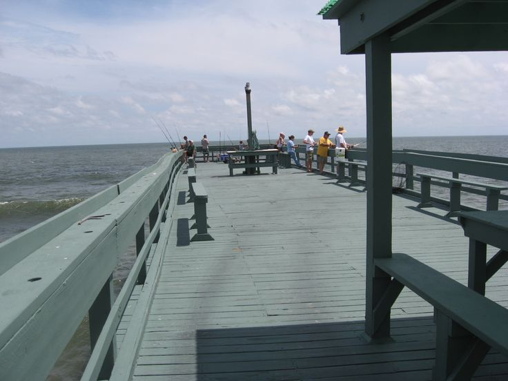 Saltwater fishing tips pier fishing in northern florida for Pier fishing rigs saltwater