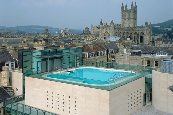 Thermae Bath Spa < Projects | Grimshaw Architects