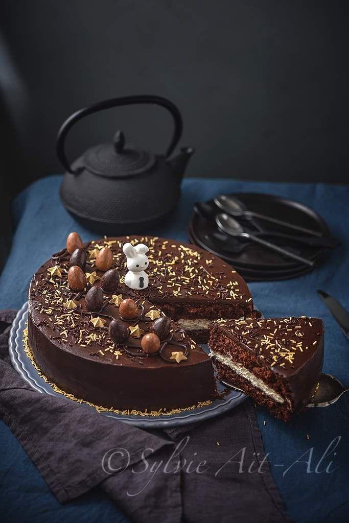 Il y a quelques temps, le gâteau Kinder (délice) faisait fureur sur la toile. Ça ne m'a jamais attiré, peut-être car je n'aime pas non plus l'originale. Il y a 2 semaines, je devais faire un gâteau mais je n'avais pas envie d'y passer des plombes. J'ai...