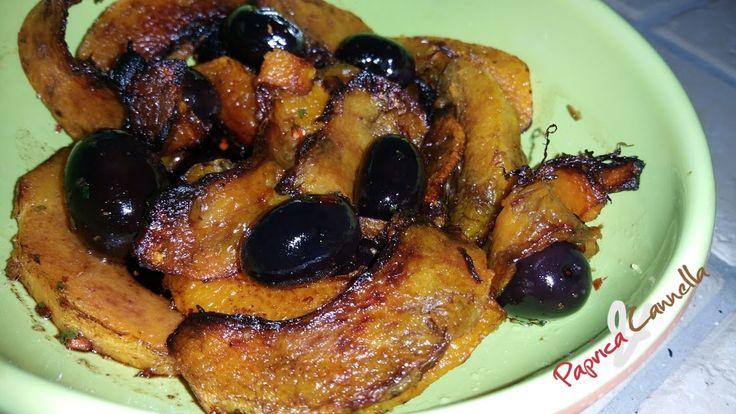 Zucca in agrodolce ricetta siciliana | Paprica e Cannella