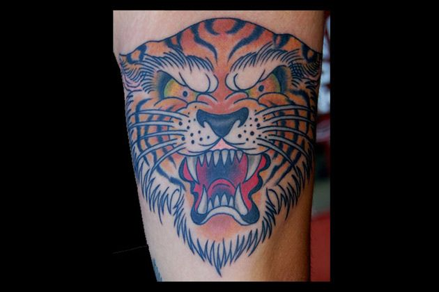 M s de 1000 ideas sobre traditional tiger tattoo en for Jim sylvia unbreakable tattoo