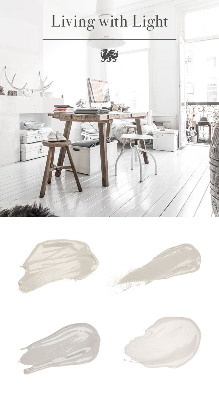 For a look that's relaxing and refined, consider the simple and timeless appeal of the all-white room. While a reclaimed wood table with matching stools elevates the room, decorating with white has it's challenges – here's how to do white right.