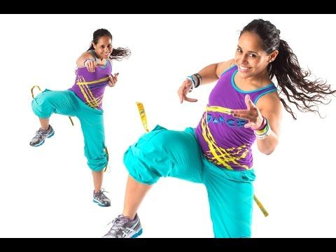 Step By Step Zumba Dance Workout Fitness For Beginners - YouTube