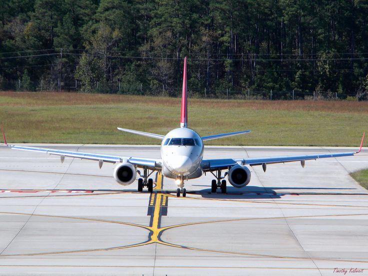 NWA Airlink Embraer E-175 | Flickr - Photo Sharing!