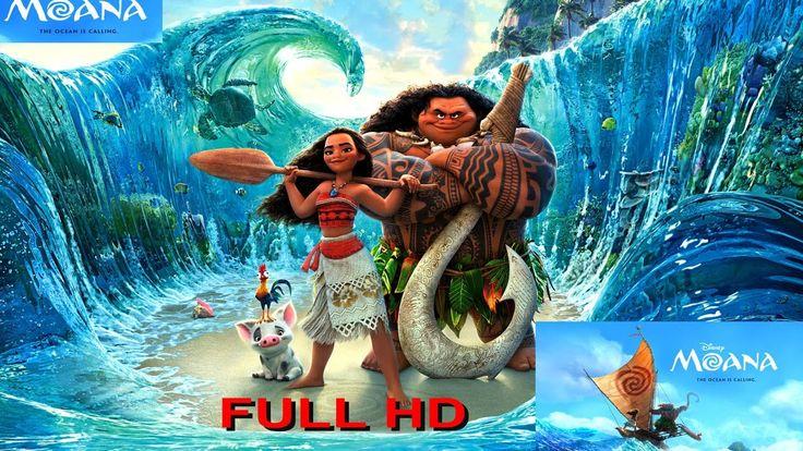 "Disney's Moana: First International Trailer - Dwanye Johnson 4K, ""Where You Are"" FULL Movie Clip[HD]"