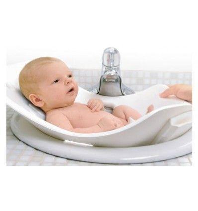 Bañera infantil adaptable para cualquier lavabo - Bañera infantil - Bañera portátil