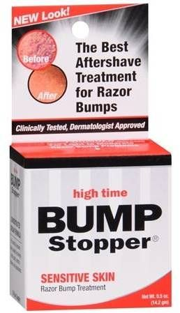 Bump Stopper Razor Bump Treatment