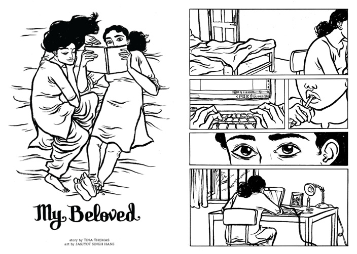 My Beloved - By Tina Thomas & Jasjyot Singh Hans
