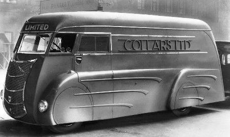 1933 Holland Coachcraft: Rv Campers, Vintage Trailers, Classic Cars, Coachcraft 1933, Commer Chassi, Holland Coachcraft, 1933 Holland, Art Deco, Coachcraft Vans