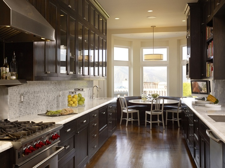 Galley Kitchen Remodel Dark Cabinets 46 best pat & joyce's remodeling project images on pinterest