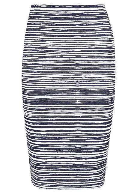 Take A Chance striped pencil skirt, £95.00 FINDERS KEEPERS at Harvey Nichols harveynichols.com