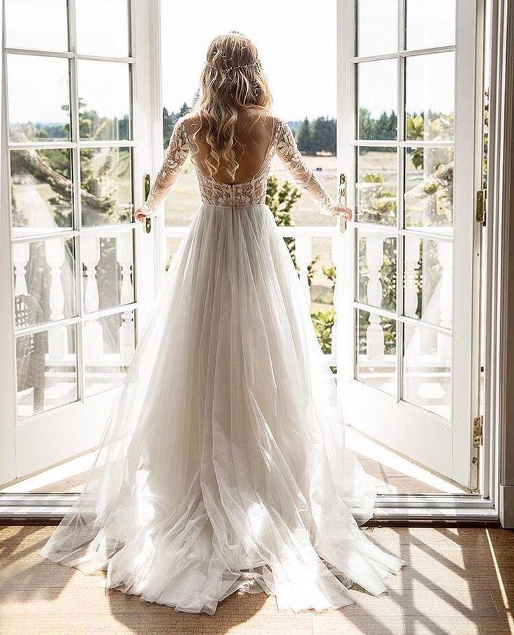 6,573 Likes, 60 Comments – Wedding Dresses (@weddingdressesofficial) on Instagra…