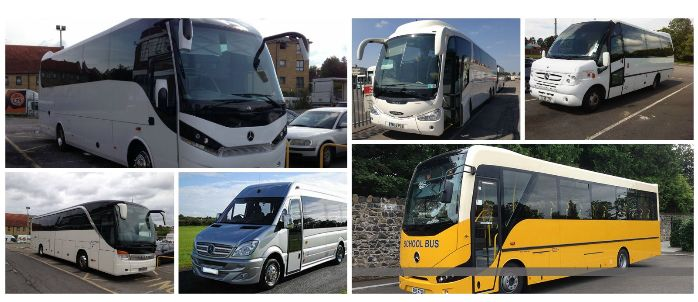 Mini Bus and Coach Fleet Service by Minibus & Coach Hire for Airport Transfer & Executive Travel