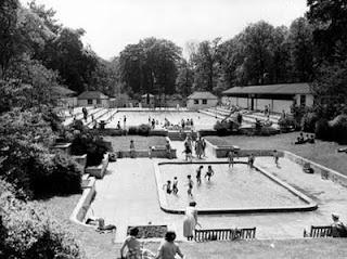 Roundhay Park Lido 1930/1940s