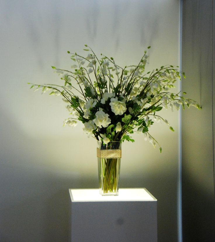 Our light boxes set a elegant expression to any room.