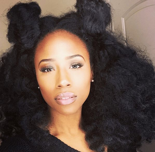 5 Ways To Rock a Bantu Knot Out | Black Girl with Long Hair