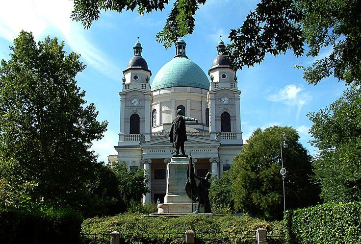 Cegléd, református templom