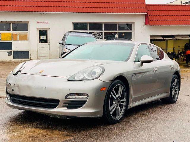 2012 Porsche Panamera 16950 Porsche Panamera Porsche Panamera For Sale Porsche