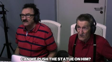 Watch the Chuckle Brothers play live-action Hitman -  There's something deeply unsettling about hearing the Chuckle Brothers order an assassin to mercilessly gun down a room of people, but here we are. In celebration for the launch of Hitman, Square Enix got the British comedy duo to play 'Real Life Hitman', guiding Agent 47... http://tvseriesfullepisodes.com/index.php/2016/03/11/watch-the-chuckle-brothers-play-live-action-hitman/
